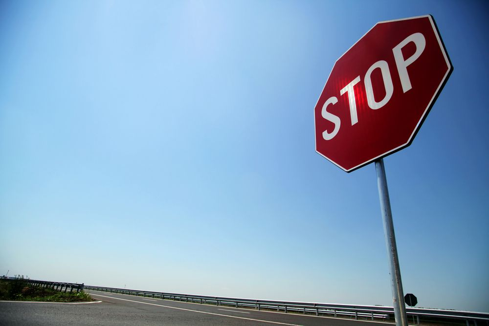 Running Stop Signs Increases the Risk of Serious Auto Accidents