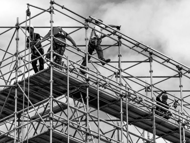 Falls From Construction Scaffolding Cause Serious Injuries