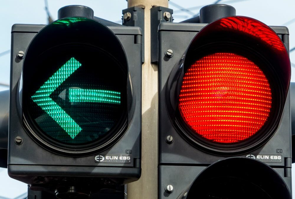 Auto Accidents Are More Likely When Someone Runs a Red Light