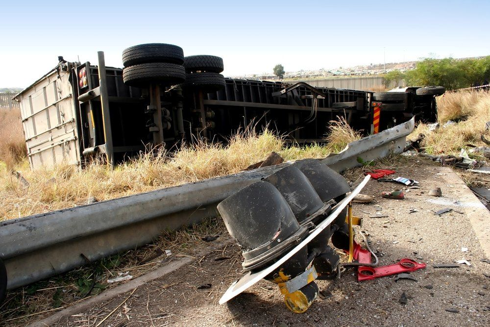 Driver Fatigue Can Result in Serious Large Truck Accidents