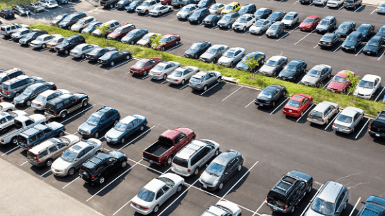 Who is Liable After a Parking Lot Injury?