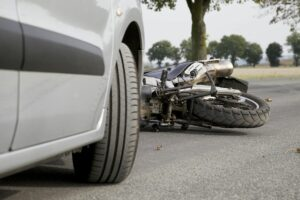 Motorcycle Accidents and Sudden Stops