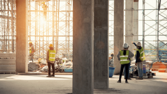 Construction Site Injuries: Who's At Fault?