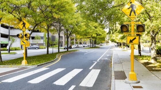 Proving Fault in a Pedestrian Accident