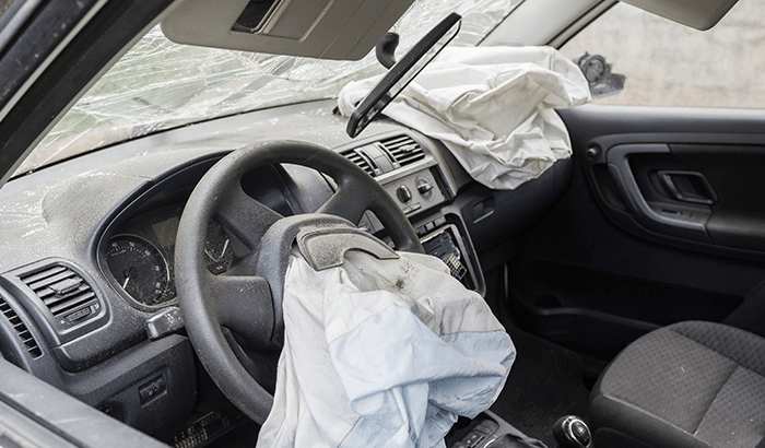 Airbags Didn't Deploy During My Car Accident: What Should I Do?