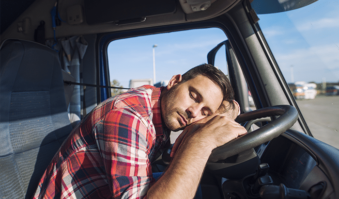 Causes of Accidents: Truck Driver Fatigue