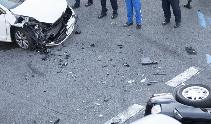Proving Liability in Multiple Impact Car Accidents