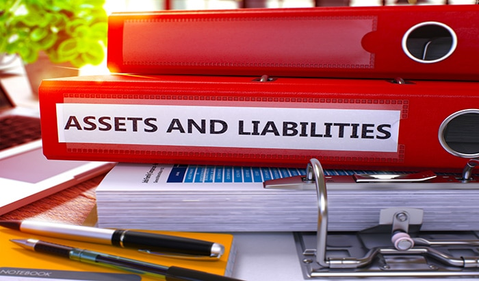 Personal Injury Examples of Liabilities and Assets